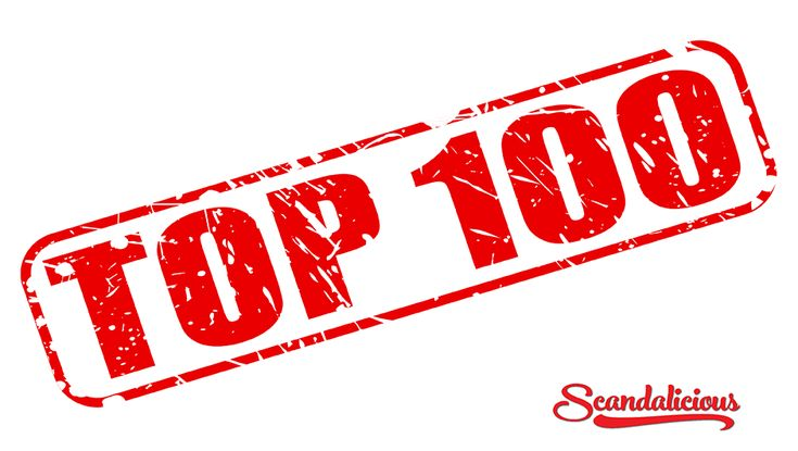 ScandaLISTious: Our Top 100 Romance Books   Scandalicious