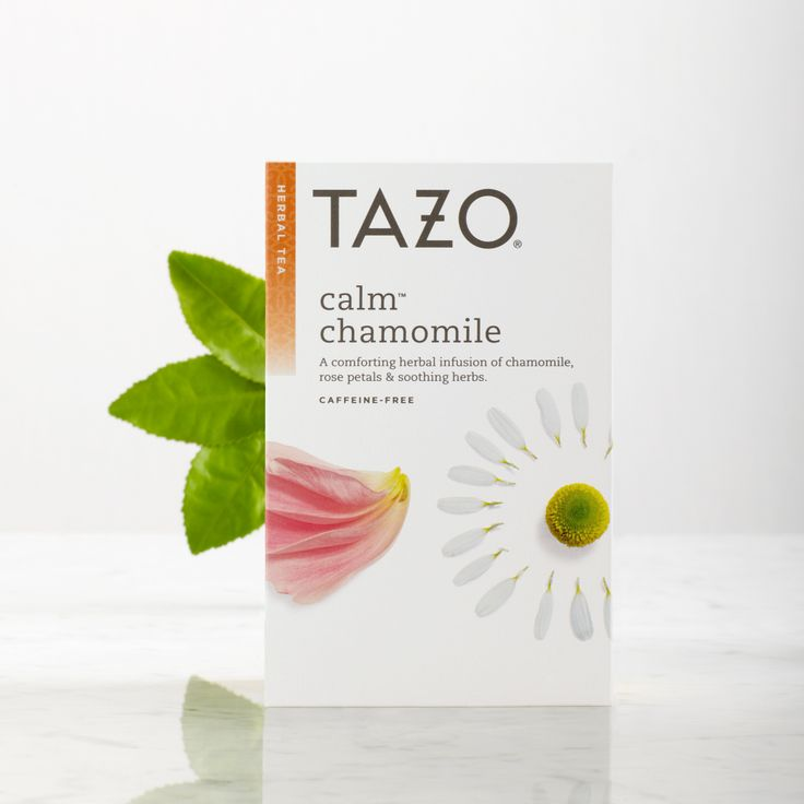 A comforting herbal infusion of chamomile, rose petals and soothing herbs. #Tazo  http://www.tazo.com/Product/Detail/16