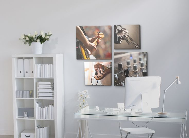 decorate your walls like a pro canvas print ideas for any space hereu0027s one