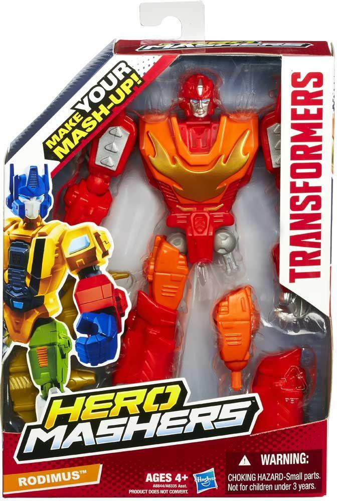 Figurines hero mashers Transformers. 19.99$ Achetez-le info@laboiteasurprisesdenicolas.ca 450-240-0007