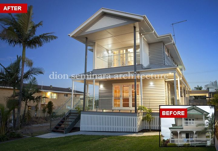 Renovation Before And After Photos: Dion Seminara Architecture