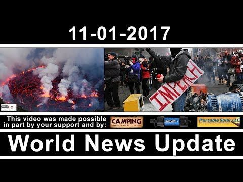 (24) FSS World News Update - Religious Change - Cancer Drugs - Volcanic Climate Change - YouTube