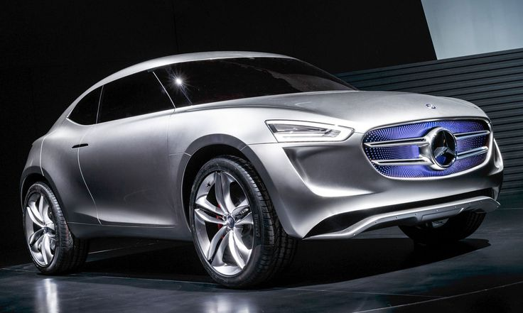 Mercedes-Benz Vision G-Code points to the looks of a possible sub ...