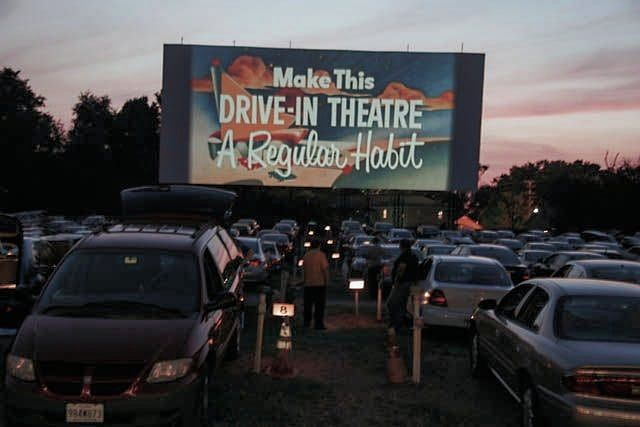 Let S Find A Drive In And Wear 50 S Outfits In 2020 Drive In Movie Theater Drive In Theater Drive In Movie