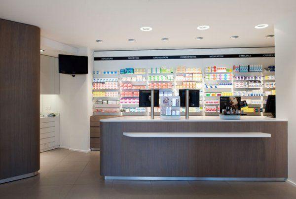 Tous Droits Reserves C Agence Mayelle Pharmacie Agencement Pharmacie Pharmacie Design