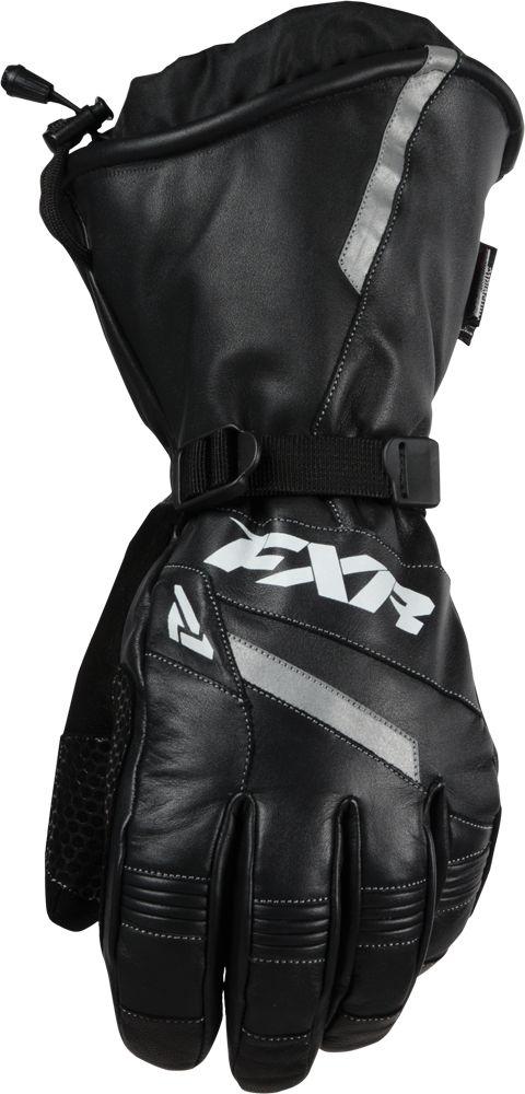Leather Gauntlet Glove - Gloves - EQUIPMENT - SNOW