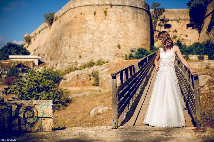 Amazin Bride photo Crete Greece photoshooting