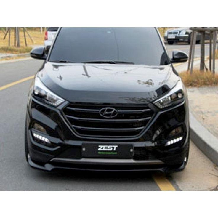 Zest Aero Parts Full Body Kit For Hyundai All New Tucson Tl 2015 17 Mnr At Discount Rate 00743 15 18 Body Kit Hyundai Santa Fe Sport Hyundai