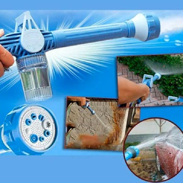 Eight In One Multi-function Watering Flower Cleaning Water Gun
