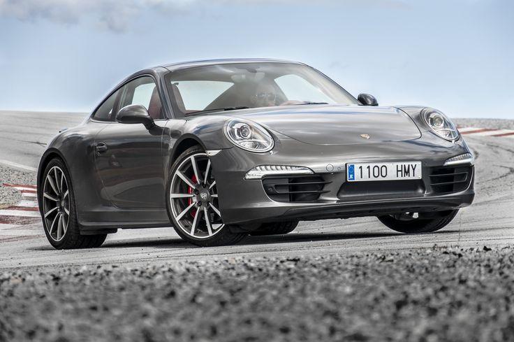 2013 Porsche 911 Carrera 4S (991)