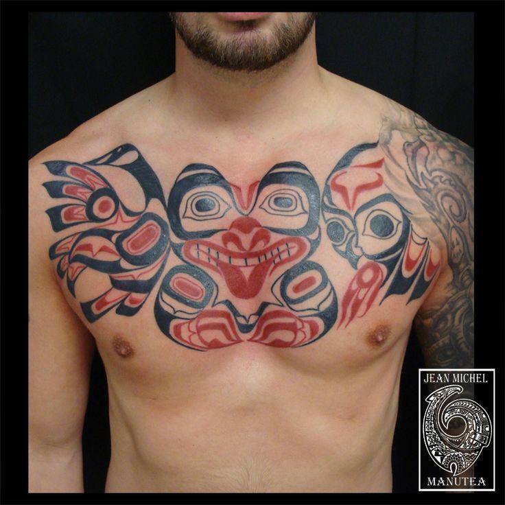 Goose Tattoo Totem Designs
