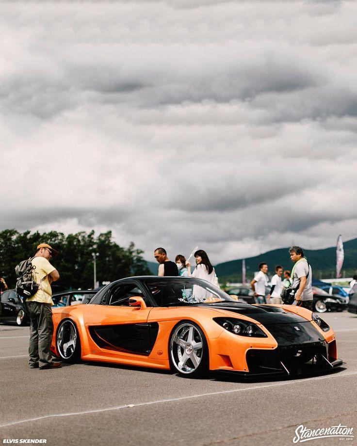 Automobile Mazda Tuner Cars: 25 Best Mazda RX7 Veilside Images On Pinterest