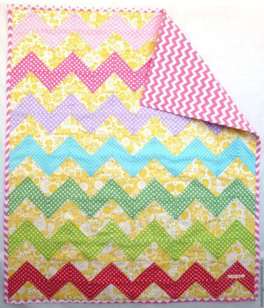 Пледы и одеяла ручной работы. Лоскутное одеяло