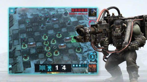Ya sabes, si te gustan los juegos para móvil, esta es tu sección: Warhammer 40,000: Regicide, de estrategia con los Space Marine y Orks; Goat Simulator Waste of Space, de una cabra loca en el espacio y Rush Rally, un juego de carreras. ¡A jugar!Goat Simulator Waste of Space: Ya has pasado por el apocalipsis zombi en Goat-Z e hiciste amigos con los NPCs en el mundo mágico de Goat...