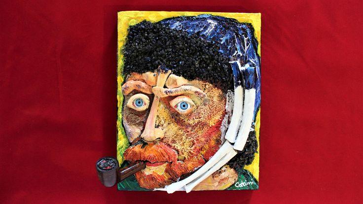 The artist portrait of Pierpaolo Catini #b2zonemagazine #b2zoneservice