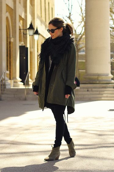 Layers in London (by Christine R.) http://lookbook.nu/look/3311823-Layers-in-London