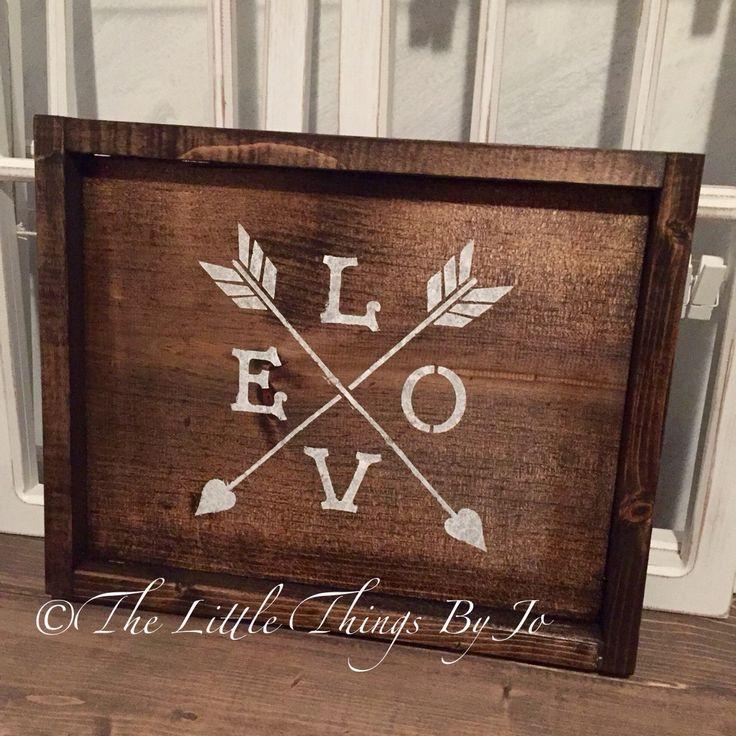 Love Framed Sign