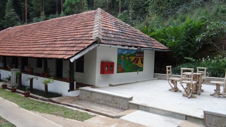 The Verandah: A 'Rustic Coffee Boutique at The Tamara Coorg... For loads of laughter with fun conversations, and a chance to sample the best of Kabbinakad estate!