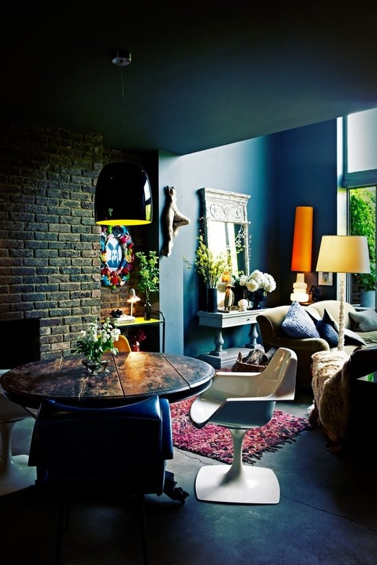 Living/dining area. ♥Click and Like our FB page♥