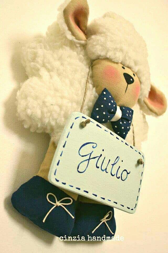 Fiocco nascita Giulio