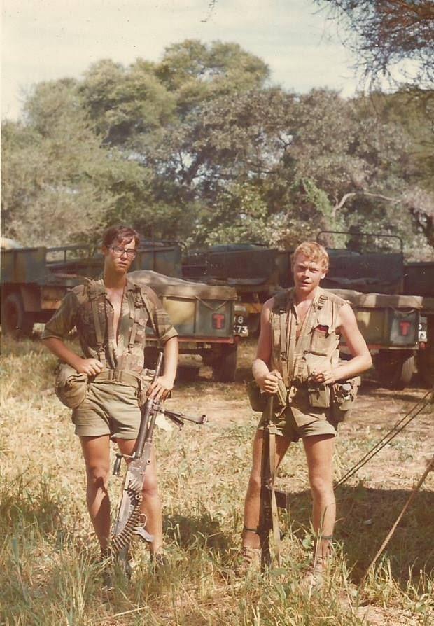 Selous Scouts