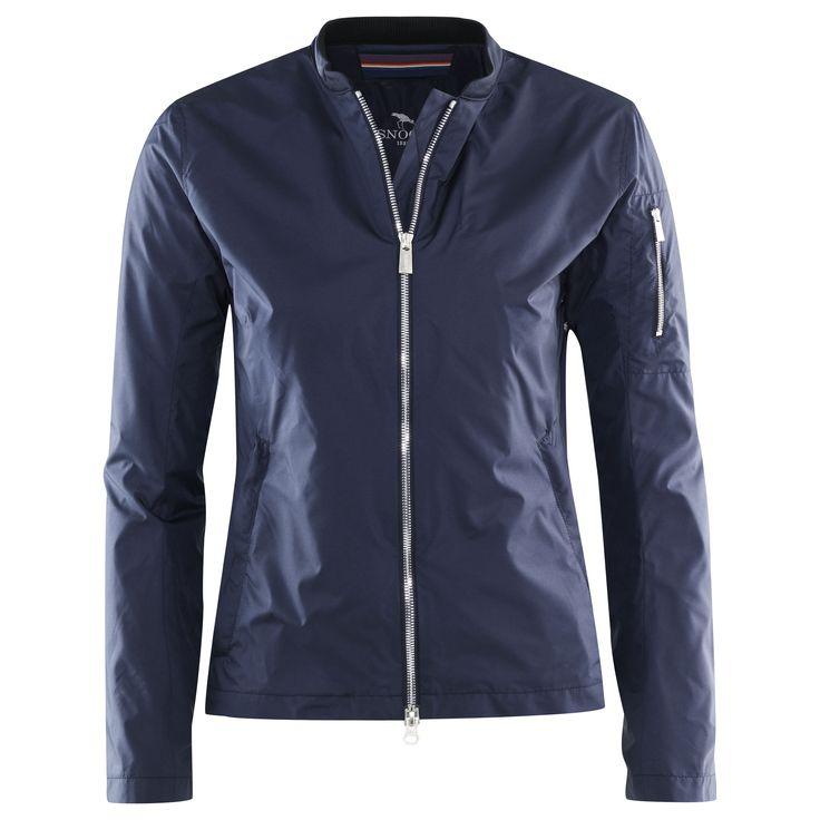 Capena #Jacket #navy #women #fashion. www.snoot.se