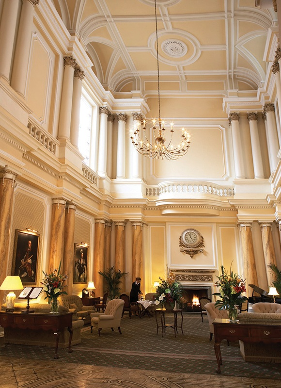 The Grand Hotel Eastbourne England S Only 5 Star At