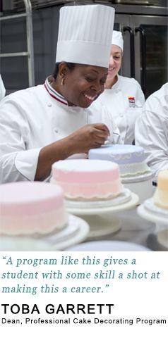 Professional Cake Decorating   Cake Decorating Classes   ICE Professional Development