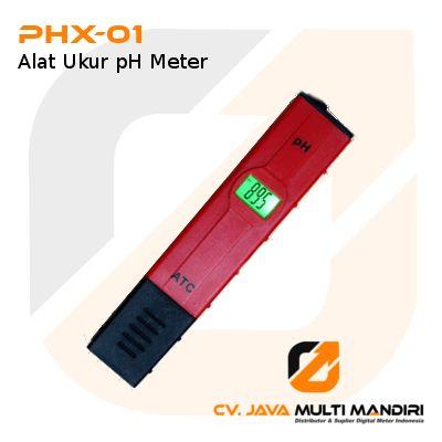 Alat Ukur pH Meter PHX-01