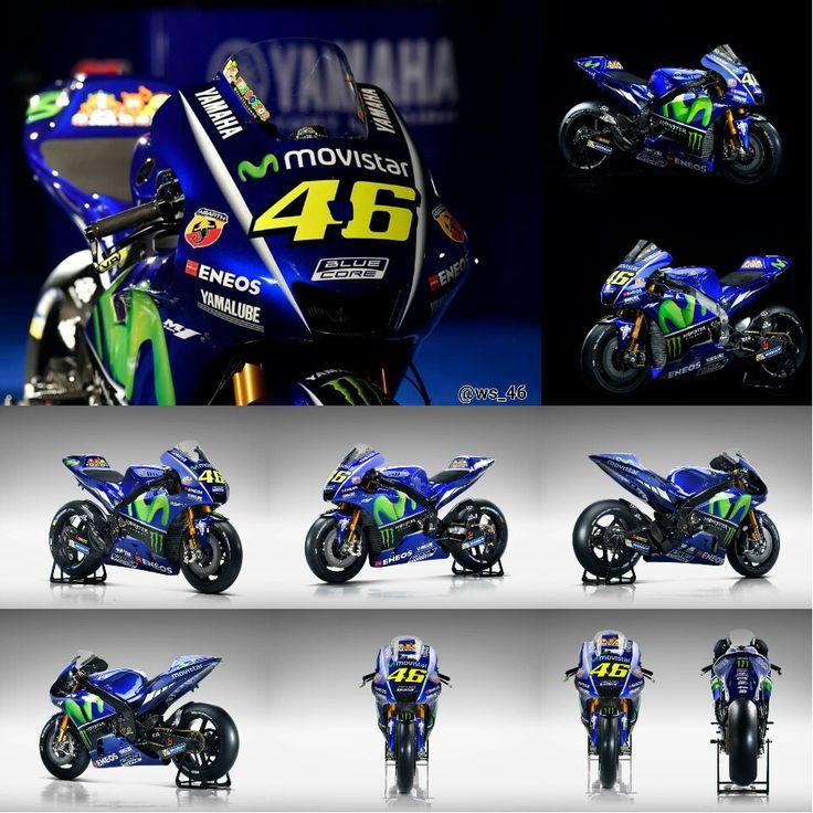 M1 2017 - Valentino Rossi VR46