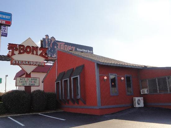 Bonz steakhouse of augusta one of my favorites in augusta