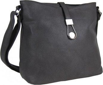 Tmavě šedá crossbody kabelka H0362 dle obrázku Sun-bags 0 newb_3994