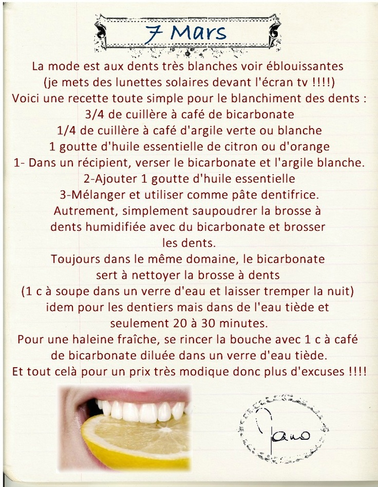 dents blanches  . - Les Mary-bobines de Ruette
