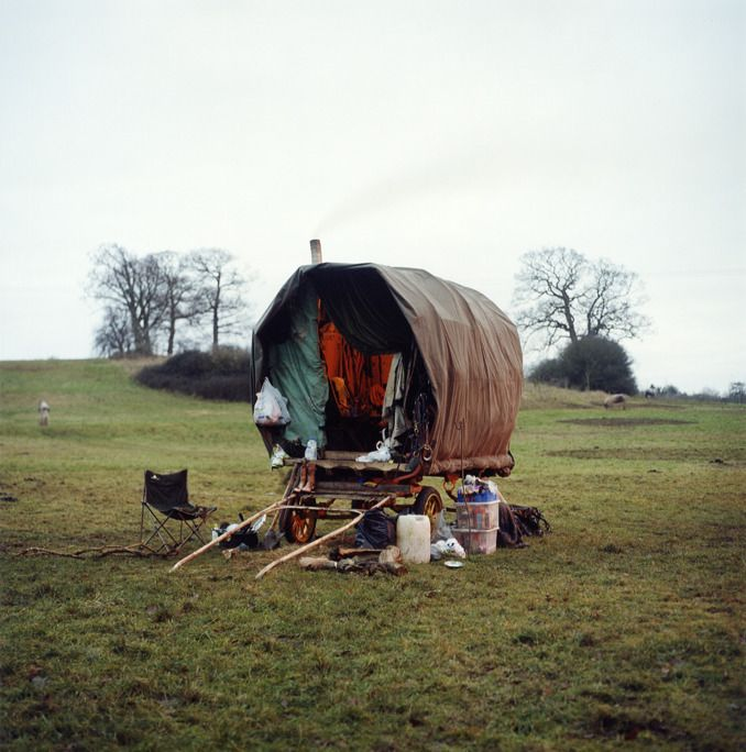 The New Gypsies - www.iainmckell.com