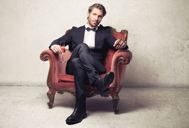 What makes a gentleman in this modern age? Manners of course.