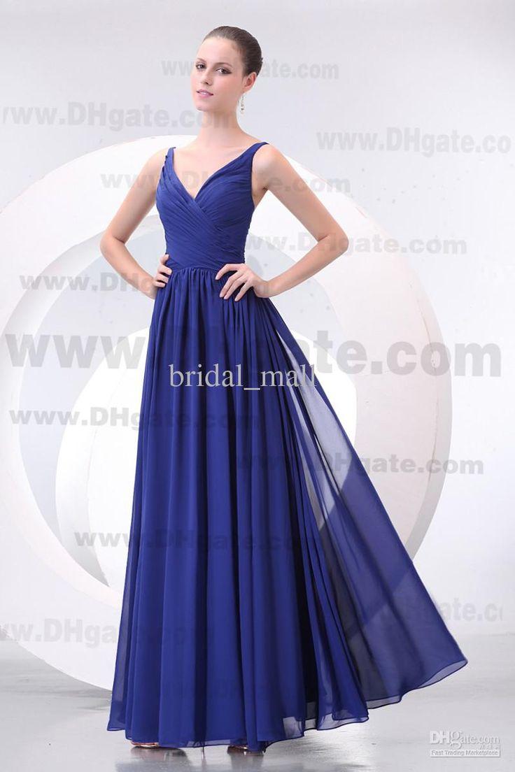 7 best purple images on pinterest purple lilac actresses and wholesale bridesmaid dress buy cheap royal blue junior formal dresses a line long chiffon ombrellifo Choice Image