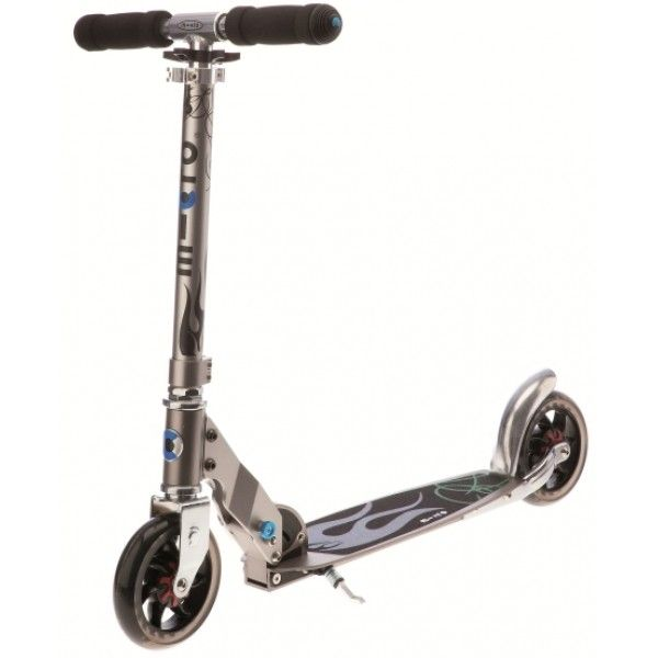 Why should kids have all the scooting fun? Now Dad can keep-up in style with this Speed Plus Micro Scooter. The fast ride of this scooter is the result of the combination of denser high quality polyurethane wheels and the unique shock absorbing design of the hubs. Fancy!  http://www.entropy.com.au/microscooters-speed-plus-scooter #entropytoys #fathersdaygifts #giftsfordad