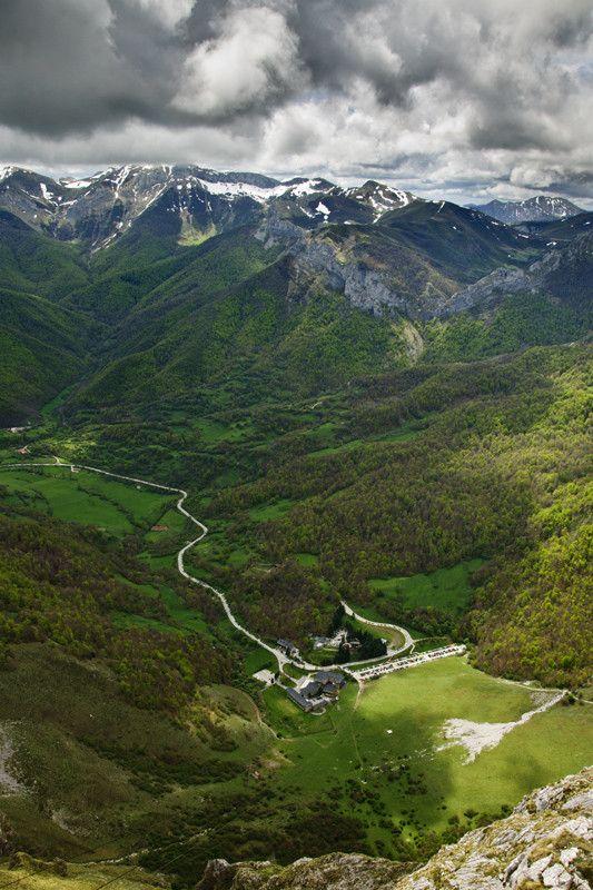 Fuente Dé, Picos de Europa, Asturias