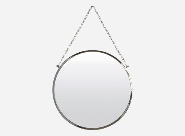 Fm0150 - Spiegel, Bolina, silber finish, dia.: 38 cm