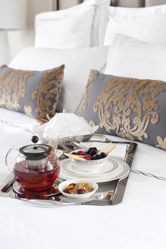 Pillows. The Surrey - Luxurydesign