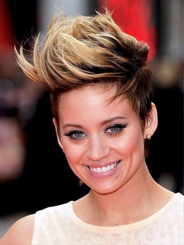 Trendy Short Hairstyles full size of short hairstylescute trendy short hairstyles trendy short hairstyles for 2014 17 Trendy Short Hairstyles For Spring 2014