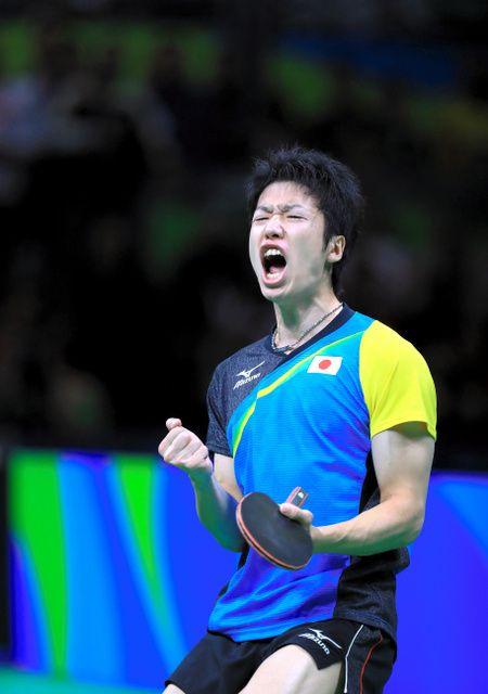 卓球男子シングルスでは水谷隼選手が日本勢初となる銅メダルを獲得!エースがついにやってくれました。リオデジャネイロオリンピック・リオ五輪