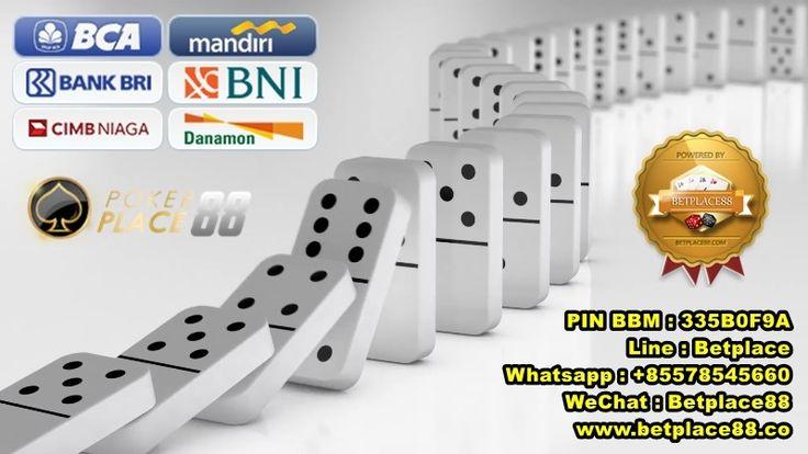 Domino QQ Bank CIMB Niaga atau bermain judi domino qq menggunakan rekening CIMB Niaga, dapat dilakukan secara mudah, aman dan terpercaya melalui Betplace88, karena kami Betplace88 menyediakan situs…