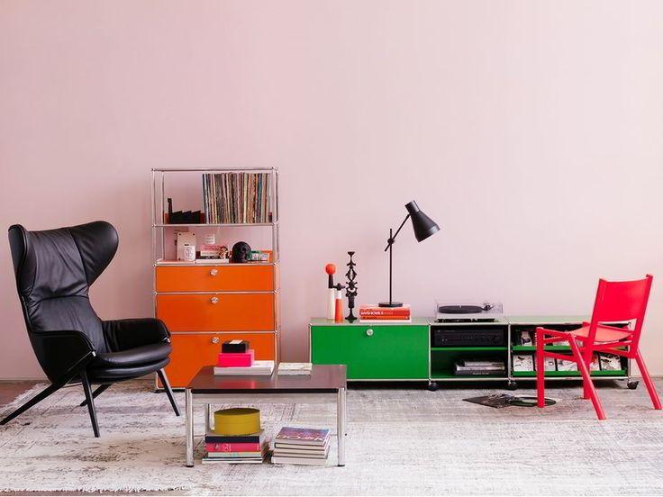 29 best usm haller images on pinterest | modular furniture, live, Wohnzimmer dekoo