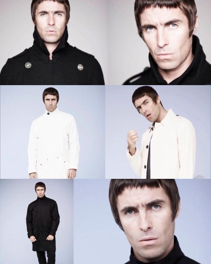 """I haven't got a favourite brand, I haven't got a favourite designer. I like what I like. I spend a lot of money on clothes so I know my s---. In fact, I probably spend more on clothes than 90 per cent of these fashion people because they get it all for nowt."" #LiamGallagher #PrettyGreen"