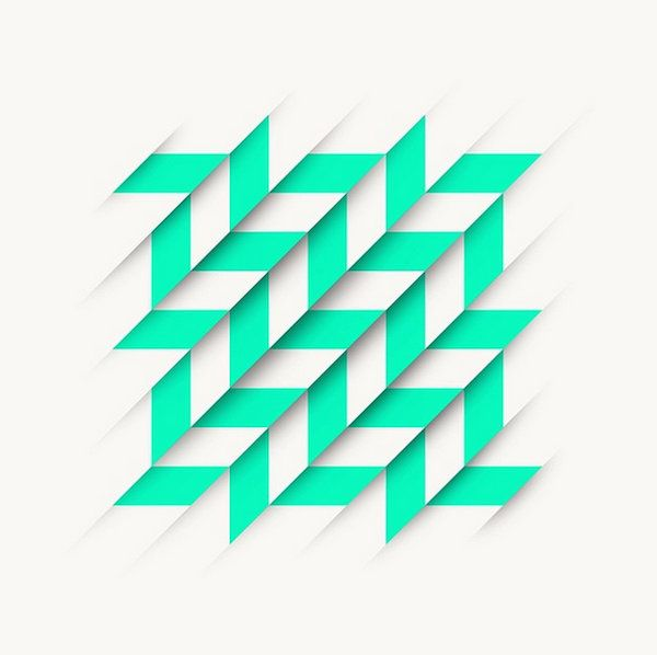 Graphic Designer Uses Simple Lines, Geometric Shapes To Create Awesome  Patterns - DesignTAXI.com