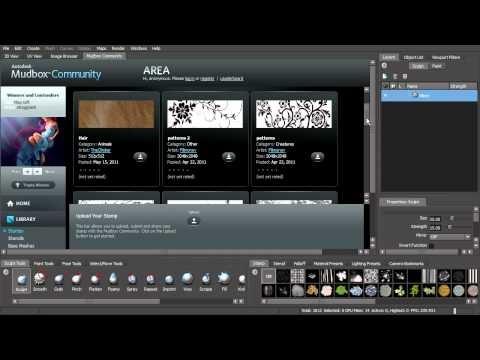 Artist Guide to Mudbox 2012 Part 2