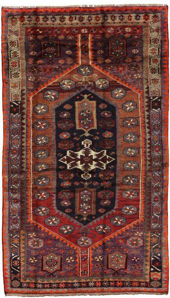 Lori - Qashqai Persialainen matto 226x130
