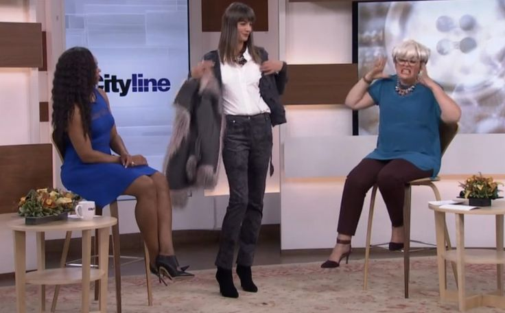 #SPANNER ON #CITYLINE #FALL14 #FASHIONFRIDAY