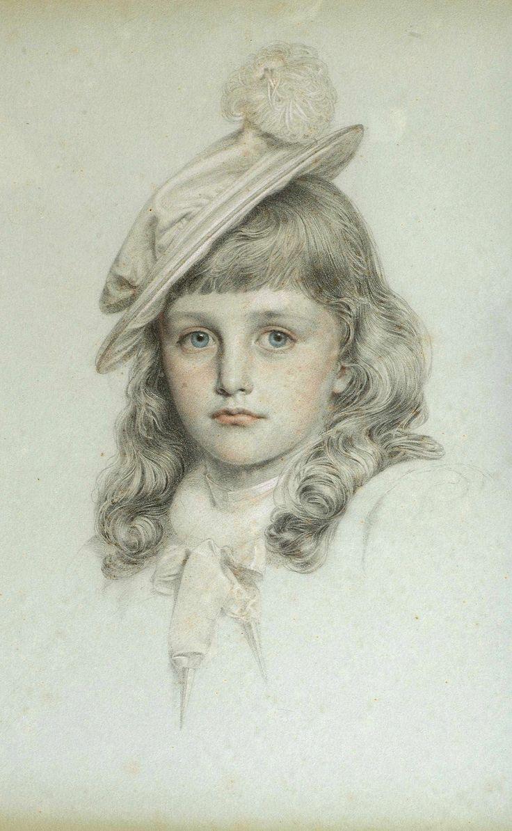 Художник Энтони Фредерик Огастас Сэндис (Anthony Frederick Augustus Sandys), 1829-1904, Англия .